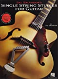 Sal Salvador's Single String Studies for Guitar: Bestselling Classic Book - Updated Edition with Tab
