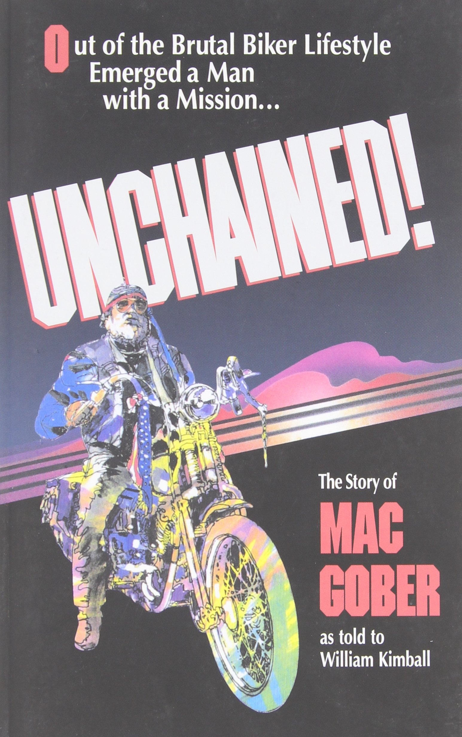 Unchained Story Mac Gober product image