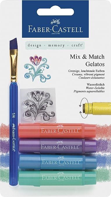 3 opinioni per Faber-Castell 121806 Pastelli a Cera, 4 Pezzi