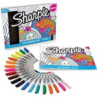 Deals on Sharpie Deep Sea Color Collection Coloring Kit