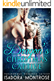 Dragon's Christmas Captive: A Viking Dragon Fairy Tale (Lords of the Dragon Islands Book 6)