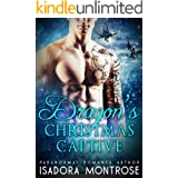 Dragon's Christmas Captive (Lords of the Dragon Islands Book 6)