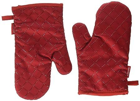 aicok antideslizante guantes de horno de cocina guantes para horno ...