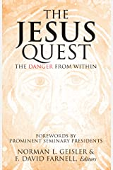 The Jesus Quest: The Danger from Within Paperback