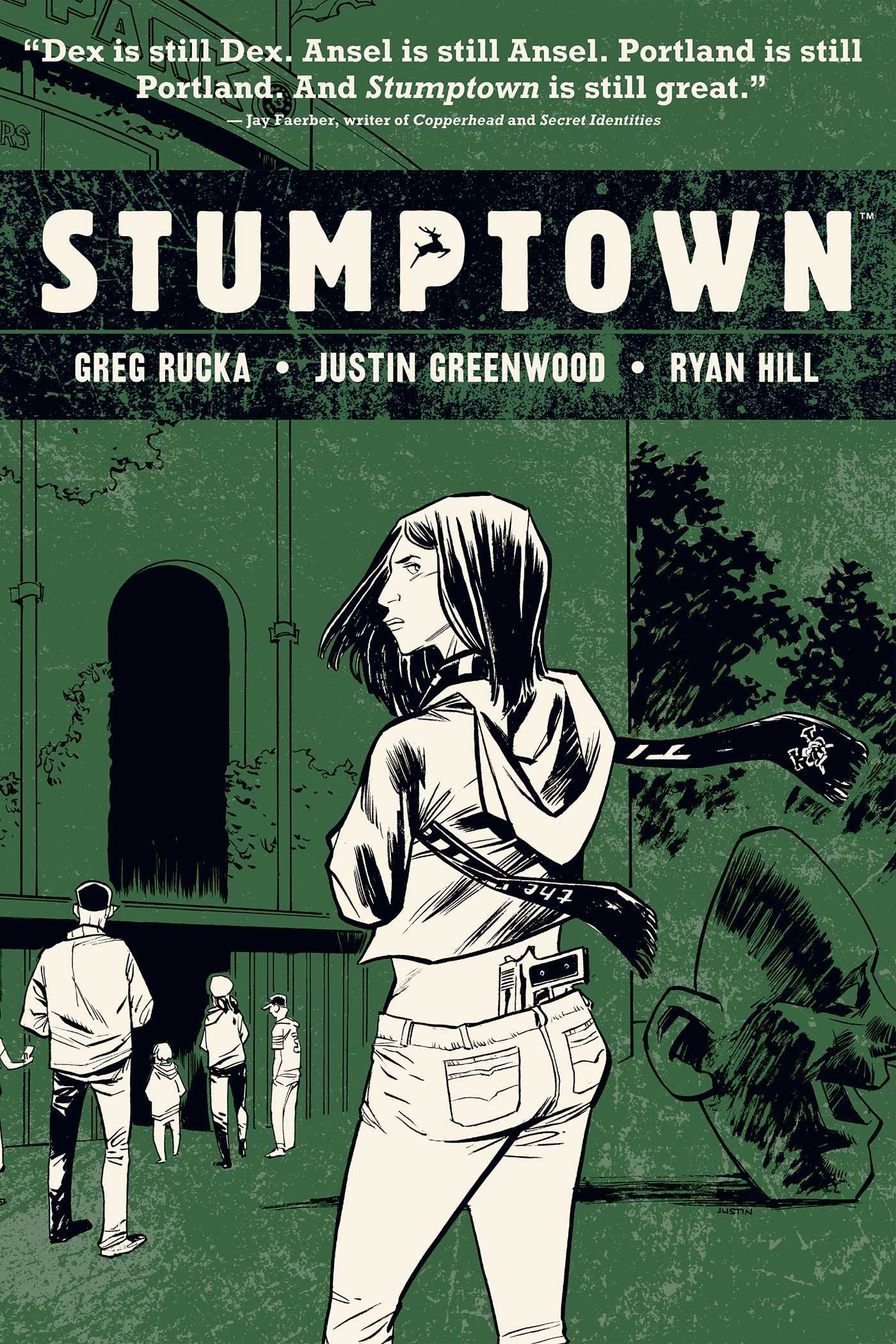 Read Online Stumptown Vol. 3 pdf epub