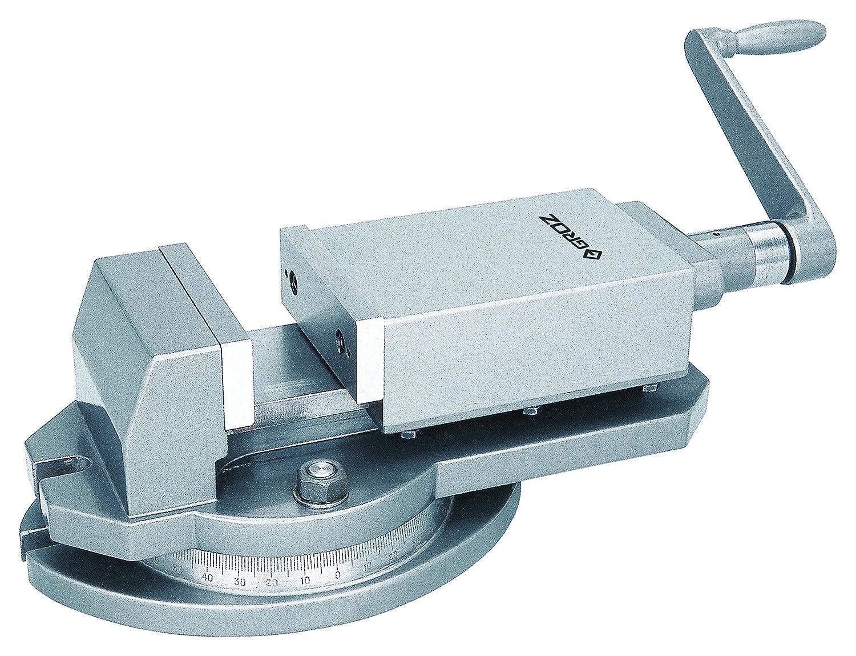 Groz 35013 Milling Machine Vice - Super Precision: Amazon.com: Industrial &  Scientific