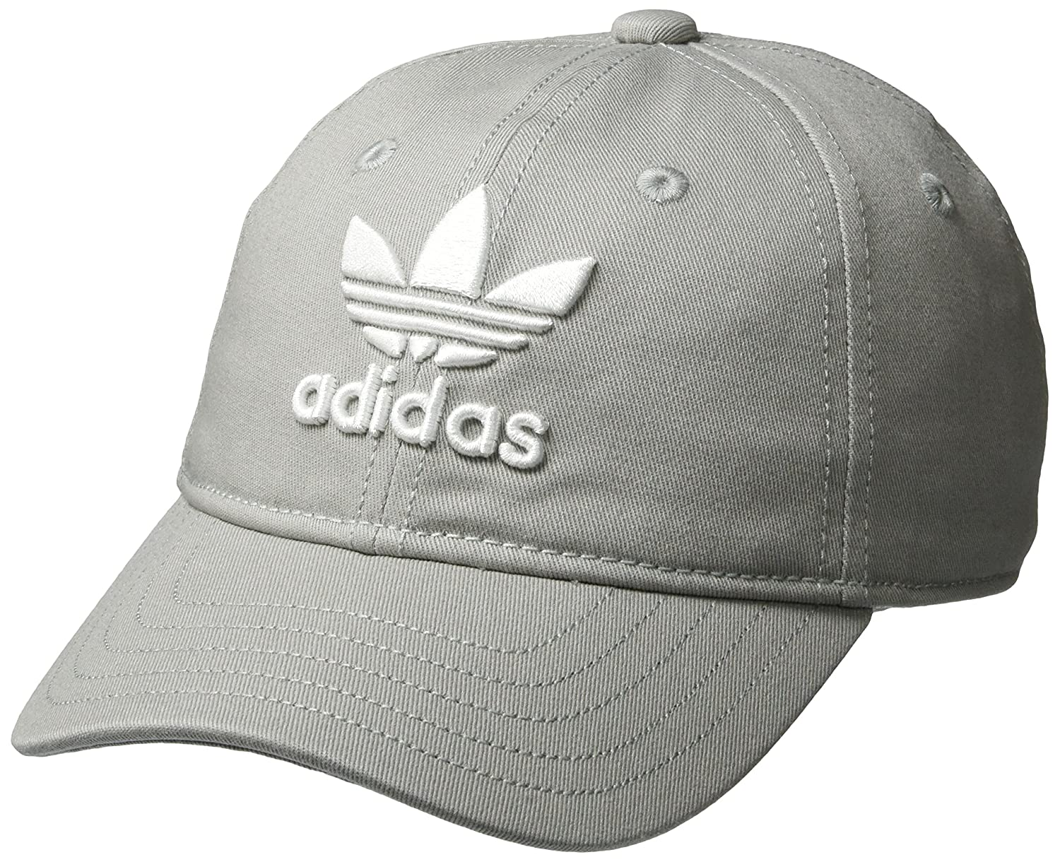 Adidas TREFOIL CAP NGTCAR/WHITE Verde Unica at Amazon Mens Clothing store: