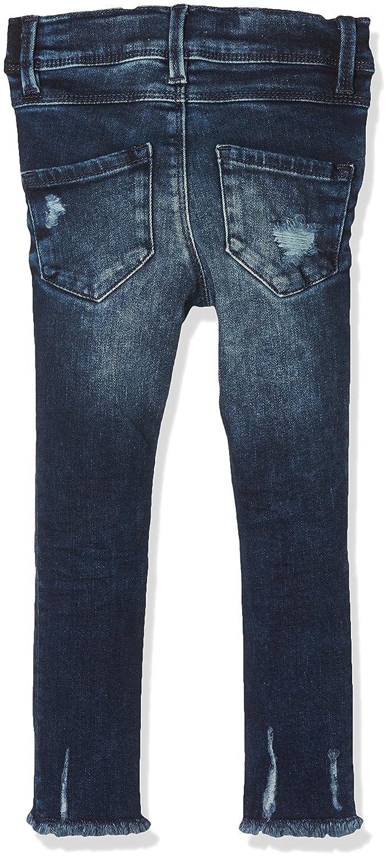 NAME IT Nittendi Xxsl//Skinny Dnm Pant Nmt Noos Jeans para Beb/és