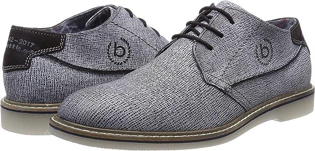 bugatti 311683021900, Derbys Homme: : Chaussures et