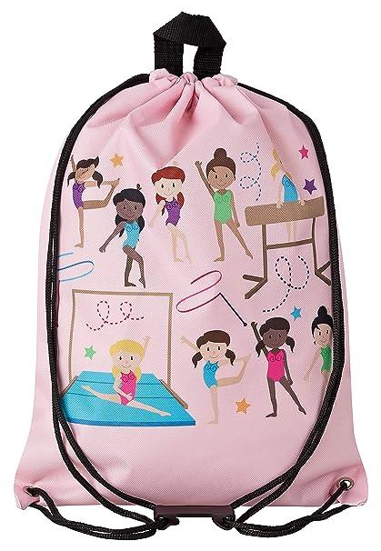 Aminata Kids - Bolsa de Deporte para niñas con Bailarina ...