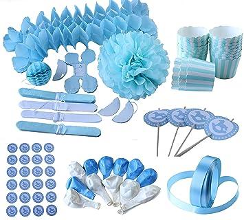 Candy Bar Kit, incluye accesorios de 122 piezas color blanco ...