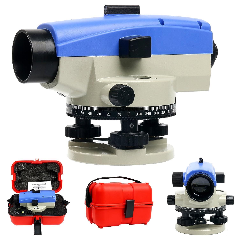 Automatic Level 32X Optical Transit Survey Mag Dampen Auto Level High Precision Level Gauge Measure Meter Tool
