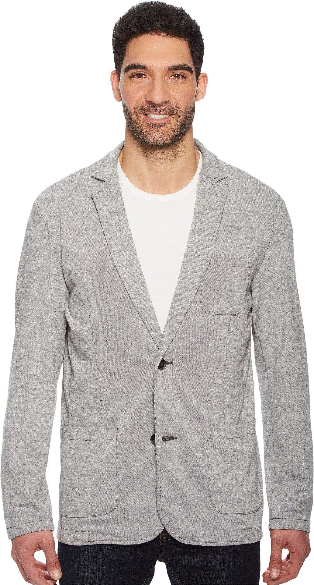 Mod-O-Doc Men's Morro Strand Blazer Grey X-Large