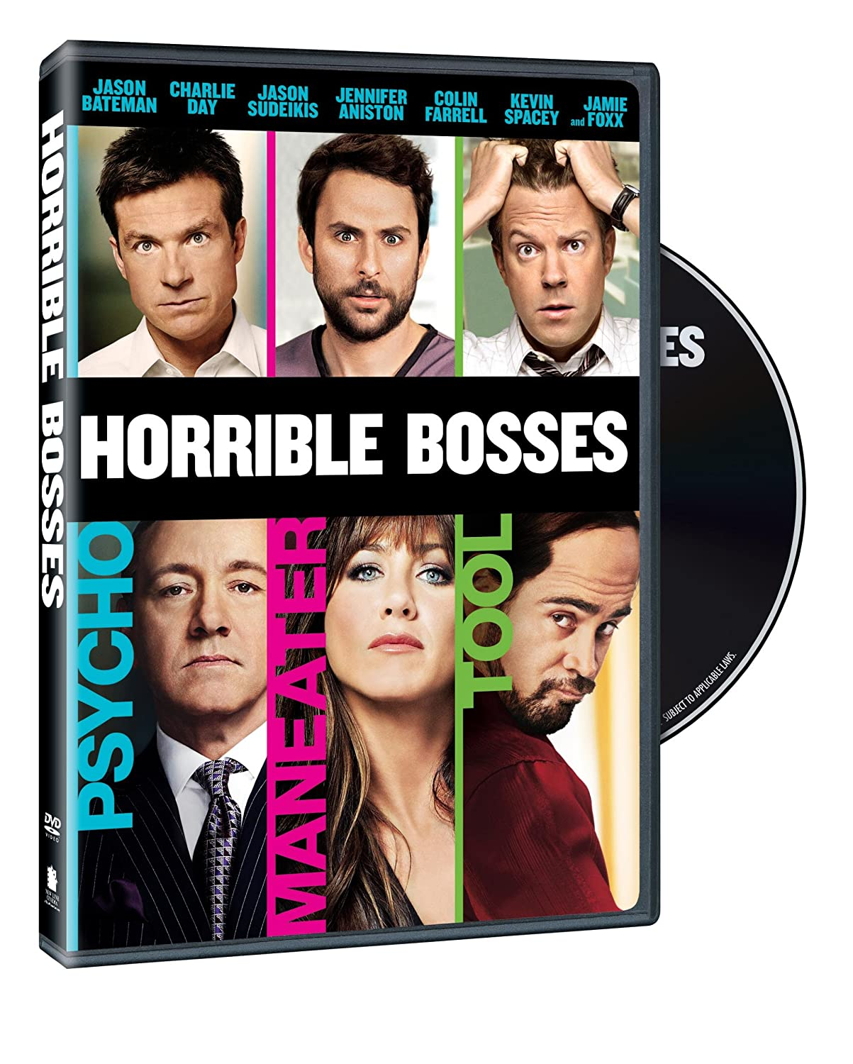 com horrible bosses jason bateman jennifer aniston seth com horrible bosses jason bateman jennifer aniston seth gordon movies tv