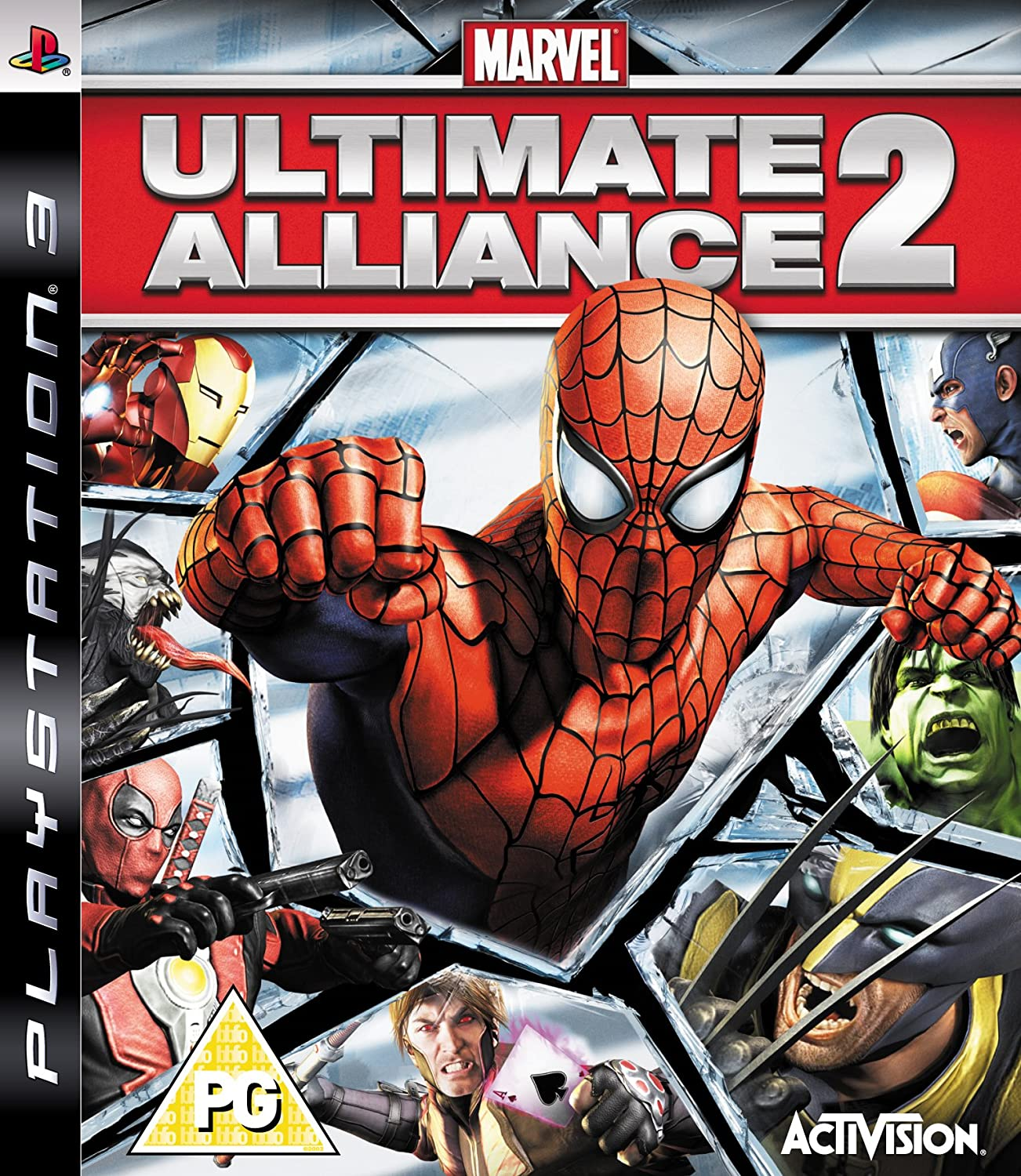 Marvel Ultimate Alliance 2 - PS3   Vicarious Visions. Programmeur