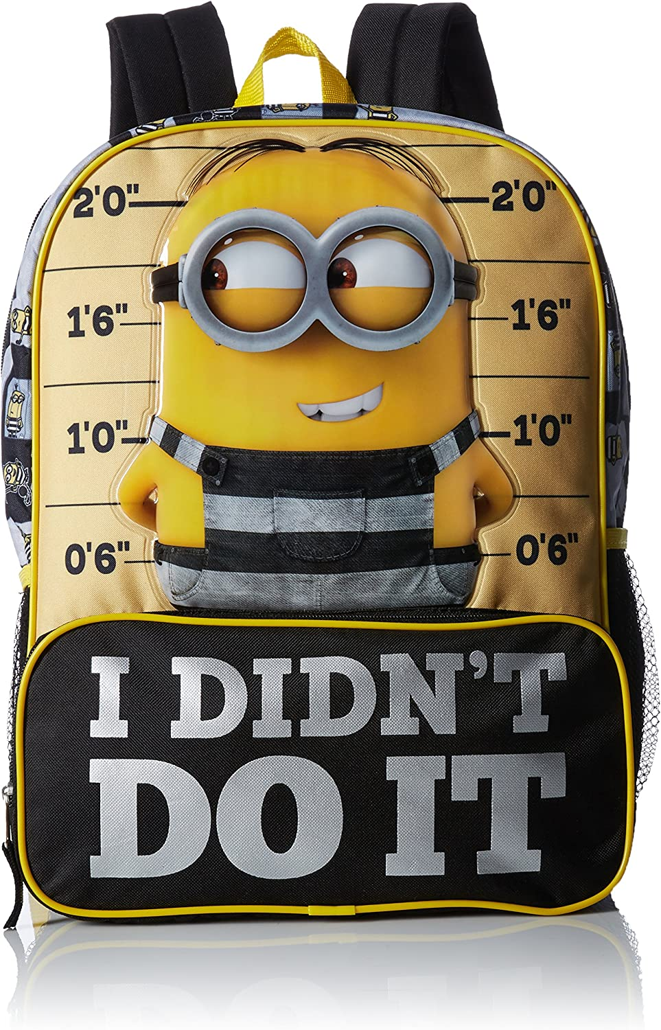 Despicable Me Despicableme Backpack Ididntdoit