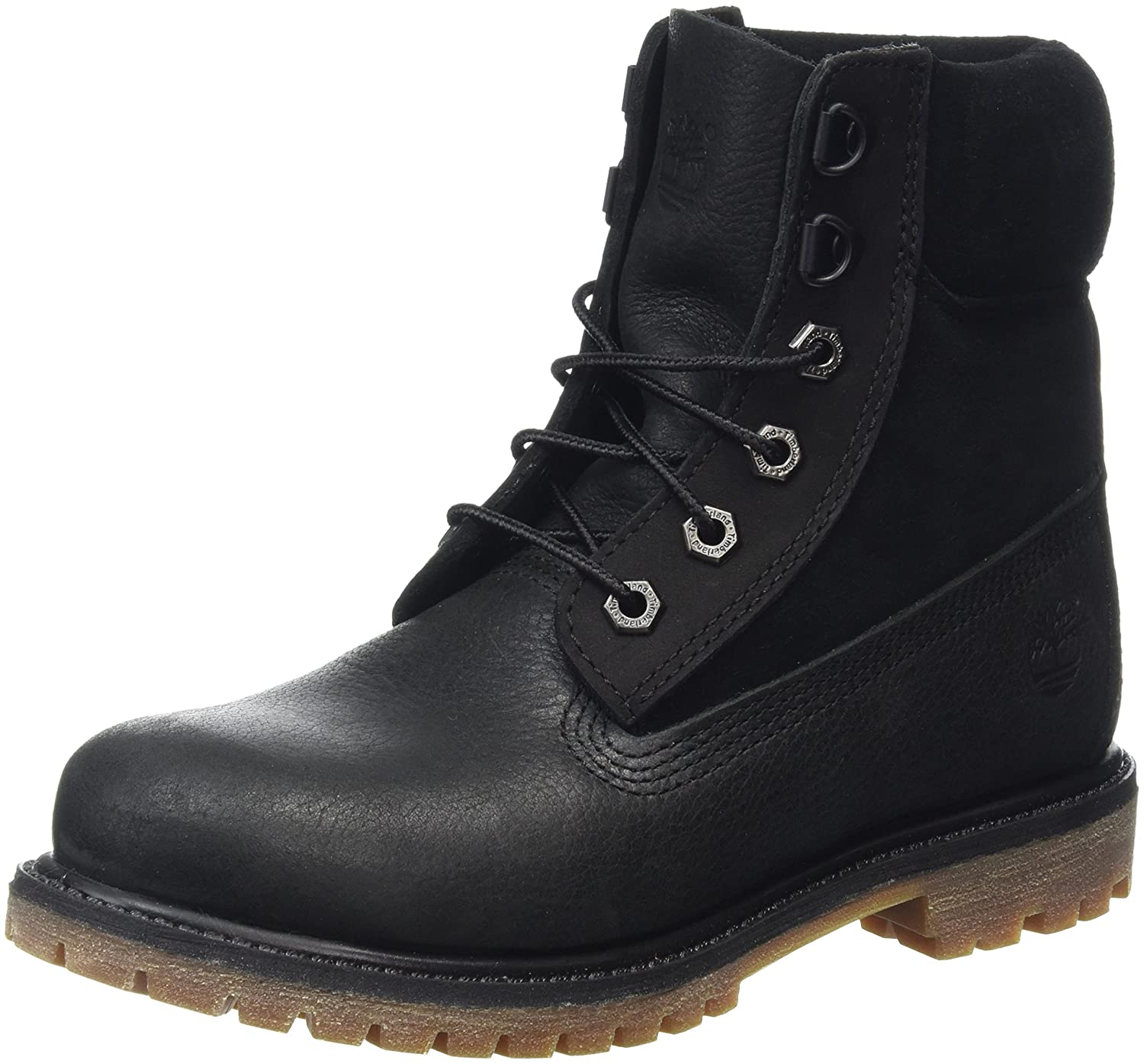 Timberland Women's 6 Inch Premium Double D-Ring WP Boot