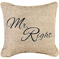 MWW Manual Word Throw Pillow