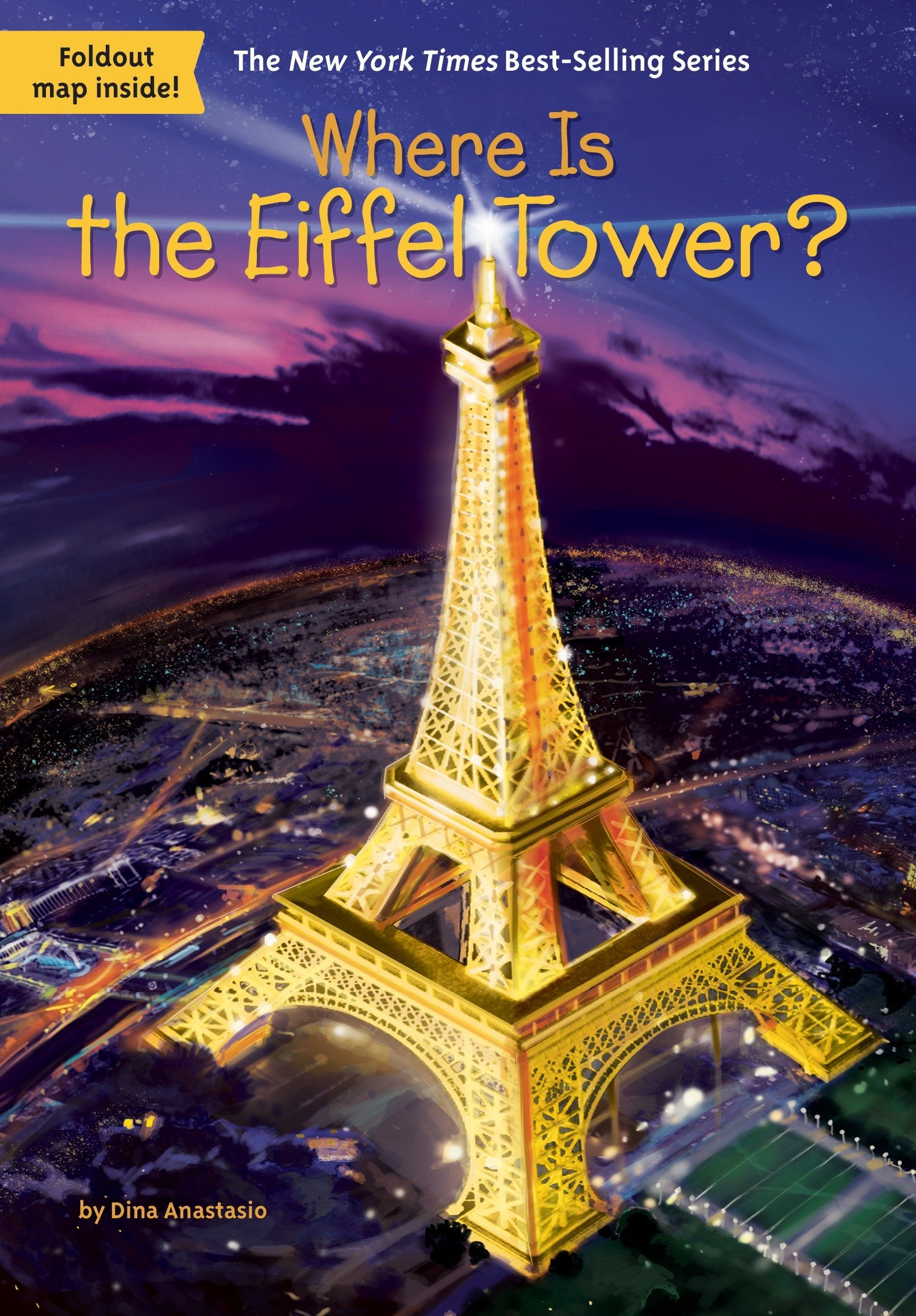 Amazon   Where Is the Eiffel T...