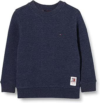 Tommy Hilfiger Back Insert Cn Sweatshirt Suéter para Niños