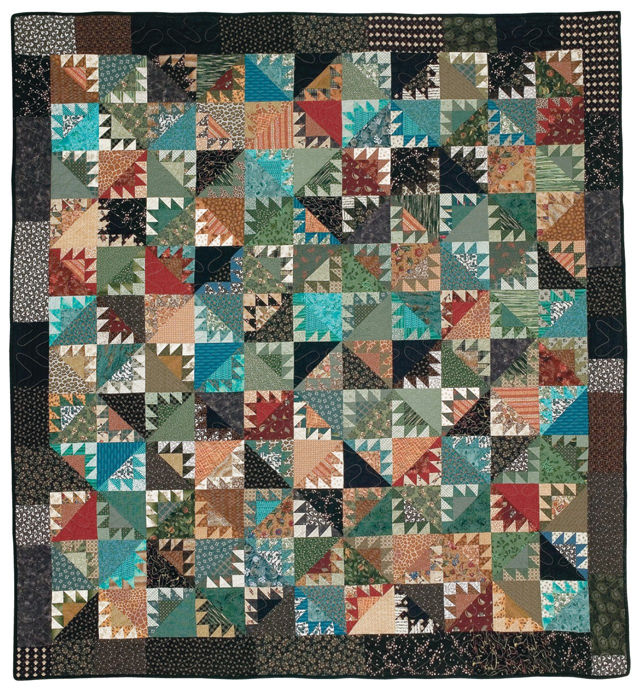 Easy Quilts for Beginners and Beyond: 14 Quilt Patterns from Quiltmaker Magazine by That Patchwork Place (Image #9)