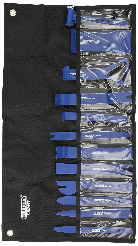 Draper Expert 22492 - Juego de herramientas para extracción de tapacubos (12 piezas): Amazon.es: Coche y moto