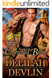 Controlled Burn (Cowboys on the Edge Book 2)