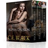 Meet The Alpha Division Box Set: Shifted Temptations, Shifted Perceptions, A Shifted Wedding (Paranormal, Shape shifter, Ménage Romance)