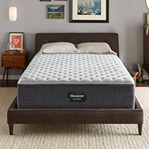 Beautyrest Silver BRS900-C 14 inch Extra Firm Innerspring Mattress