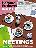 Harvard Business Manager 10/2017: Meetings