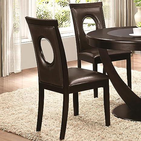 A Line Furniture Valencia - Juego de 2 sillas de Comedor ...