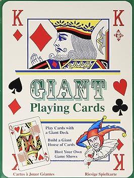 Tobar Juego de cartas - muy grande