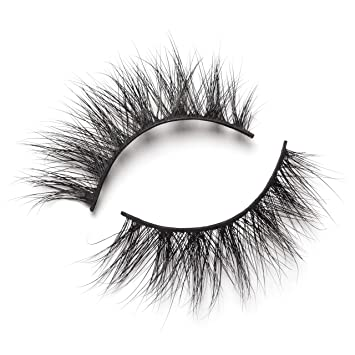 7e68d722083 Lilly Lashes 3D Mink Milan | False Eyelashes | Dramatic Look and Feel |  Reusable