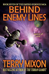 Behind Enemy Lines (Book 7 of The Empire of Bones Saga) Kindle Edition