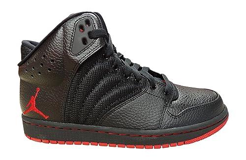 wholesale dealer 1206e 052ab ... clearance nike jordan 1 flight 4 prem basketball shoes black red 838818  006 12 d4e79 3754c
