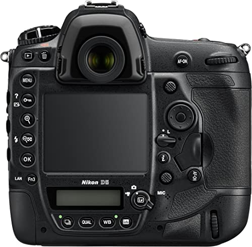 Nikon D5 Rear