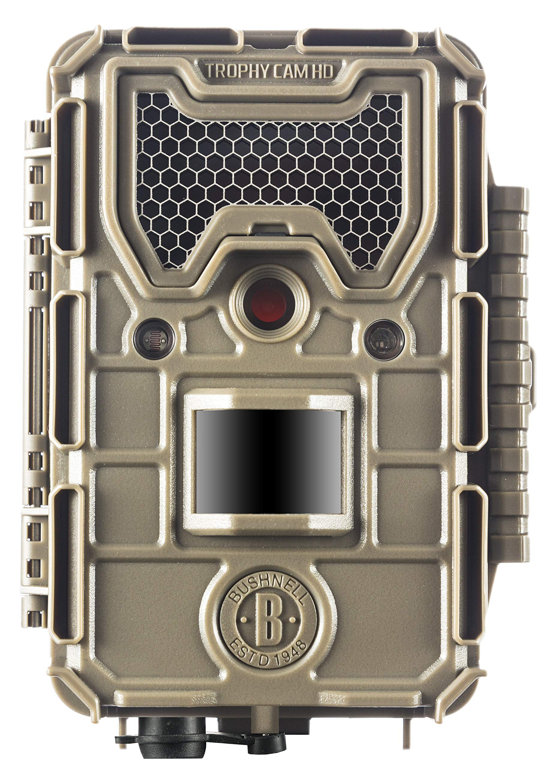 Bushnell 119874C 20MP Trophy Cam HD Low Glow Trail Camera Brown by Bushnell