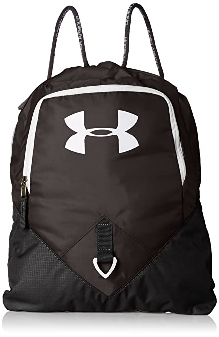 9ed5d7bdb9c0 Under Armour Unisex Under Armour Team Undeniable Sackpack, Black ...