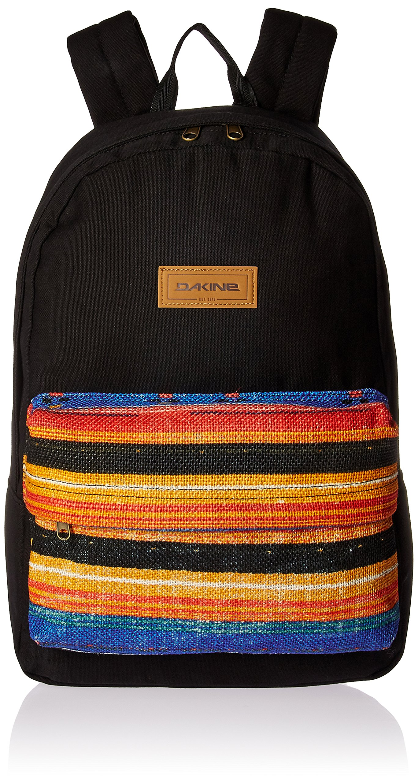 Dakine Womens 365 Canvas Backpack, 21l, Baja Sunset Canvas