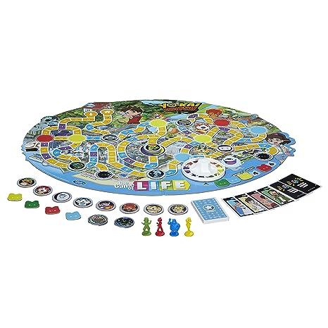 Hasbro Juego de vida yo-Kai reloj Edition Juguete