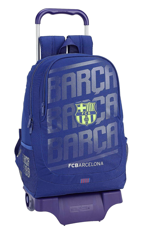FC Barcelona 2018 Zaino, 44 cm, Blu (blu)