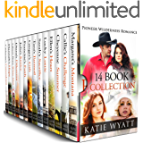 14 Book Collection (Pioneer Wilderness Romance Box Set Series 2)