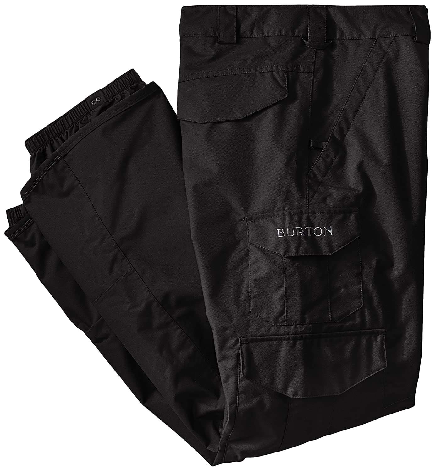 Burton Men's Cargo Tall Pant, True Black 2, Largex35 101881