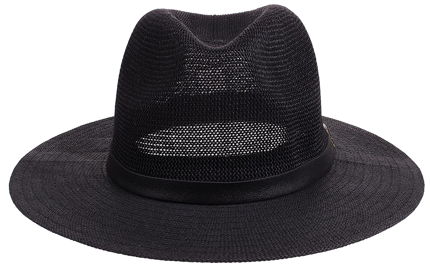 Enimay Vintage Unisex Fedora Hat Classic Timeless Light Weight