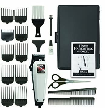 Amazon Wahl The Styler Haircut Kit 19 Piece Hair Cutting
