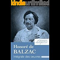 Honoré de Balzac: Intégrale des œuvres (French Edition)