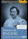 Honoré de Balzac: Intégrale des œuvres