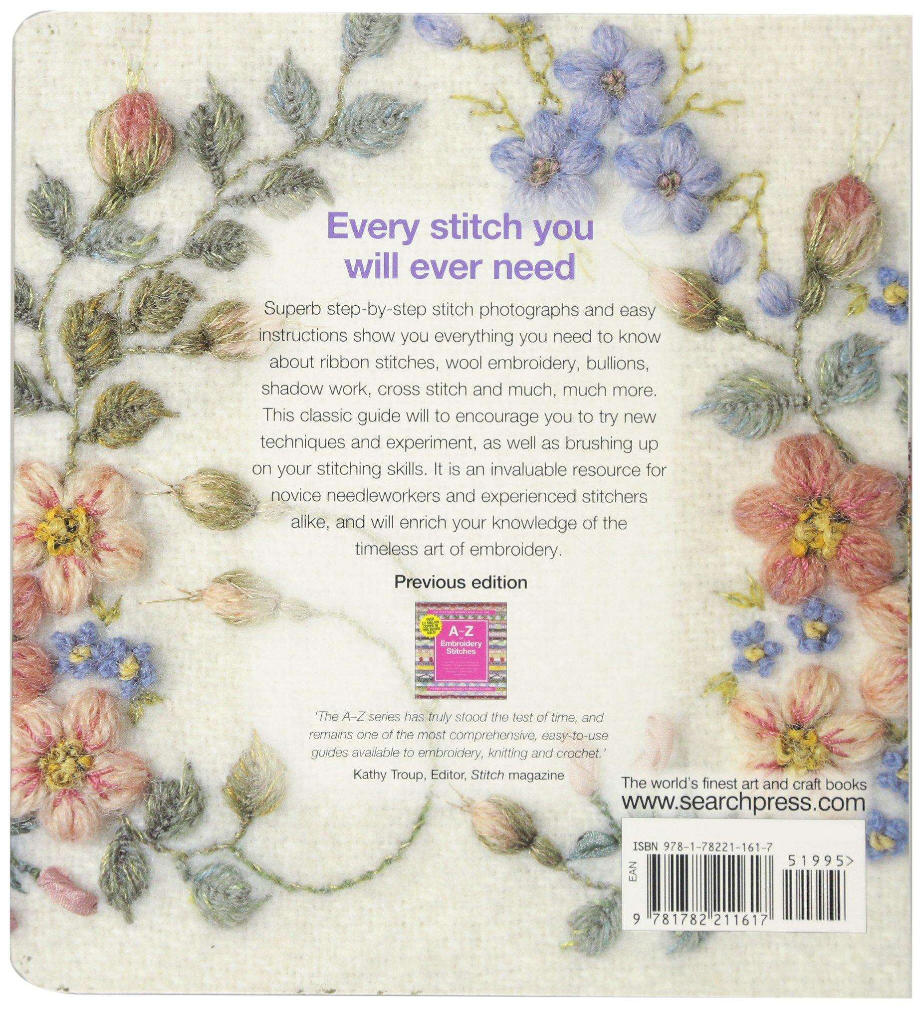 Az Of Embroidery Stitches (az Of Needlecraft): Country Bumpkin:  9781782211617: Amazon: Books