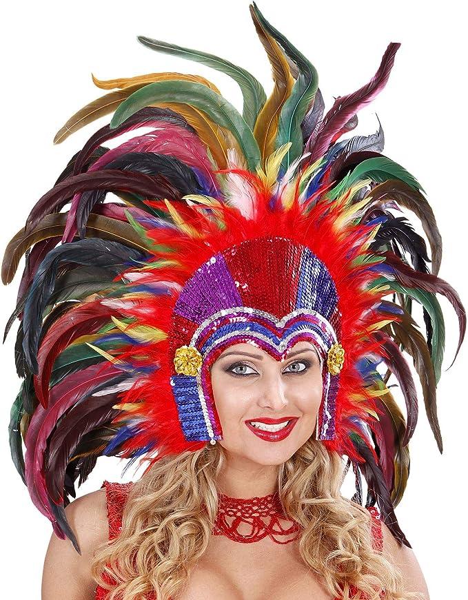 widmann-wdm1933 m disfraz Adulto para mujer, Multicolor, wdm1933 m ...
