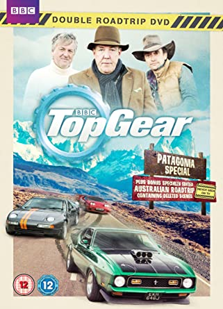 amazon co jp top gear パタゴニアスペシャル the patagonia special
